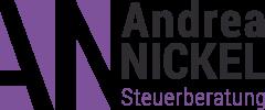 Andrea Nickel – Steuerberatung Logo